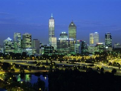 Dec 31 - Swan River, Perth
