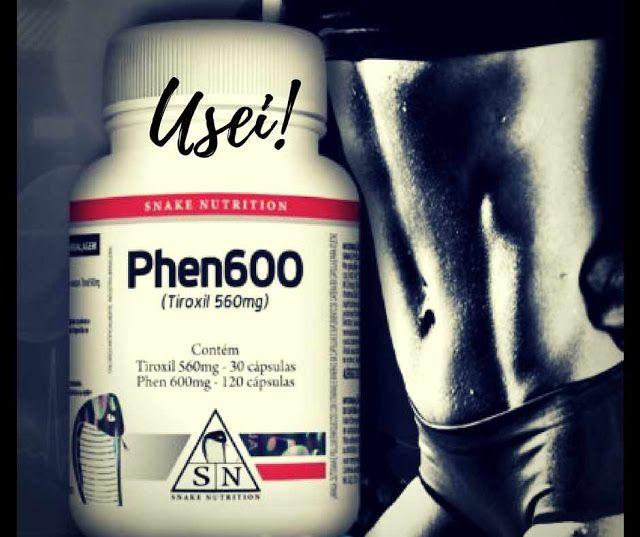 Phen600 Resenha e Resultados