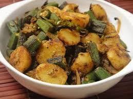 Image result for masala bhari bhindi
