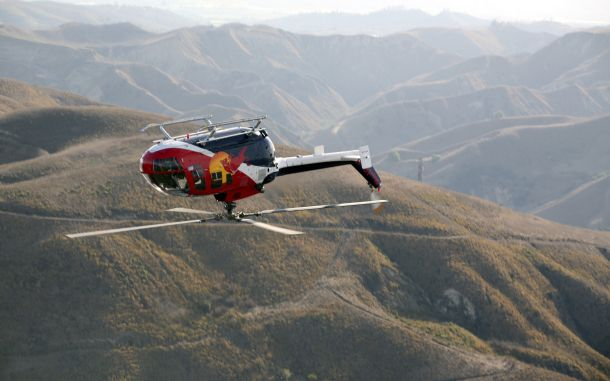 Red Bull Helicopter doing something it is not supposed to do....  #jetsettercurator