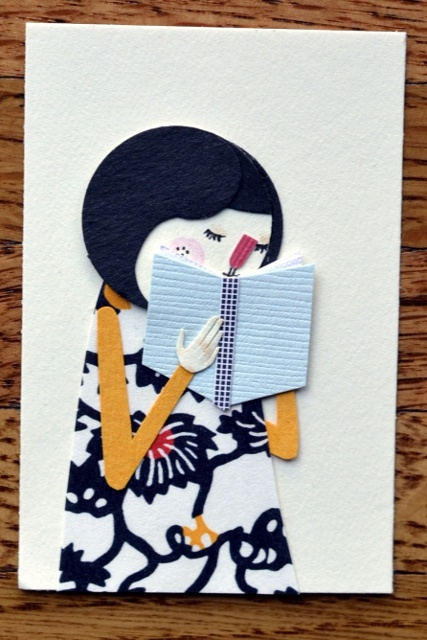 """the bookworm"" by Dawbis #books #reading #bookworm #leggere #libri #leggereèfico"