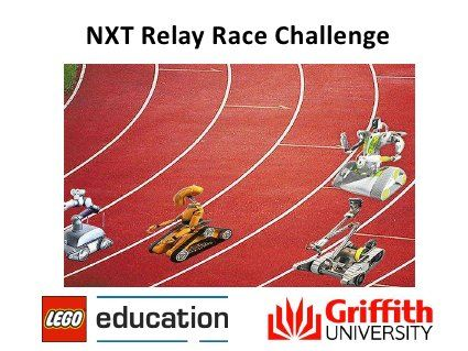 Relay race lego nxt g - A great idea!