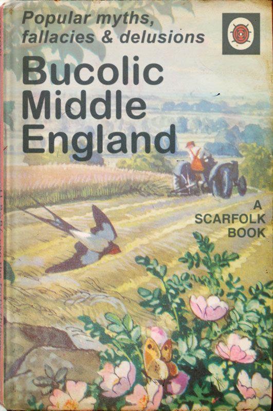 Scarfolk Council: Scarfolk Children's Books (1970s)