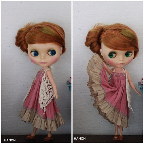 HANON Maxi Dress