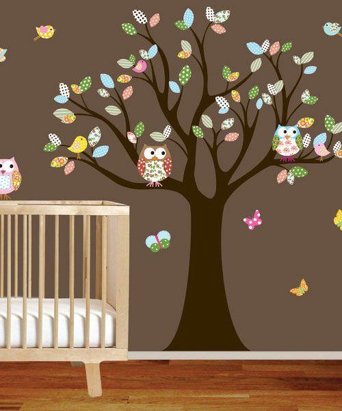 Babykamer uil #kidskamers #kidsroom