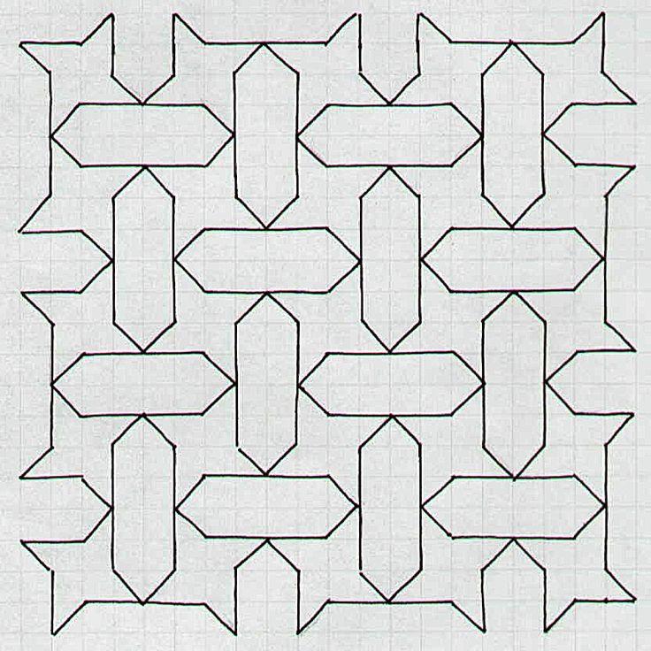 Maths2art: Islamic Tiling Patterns