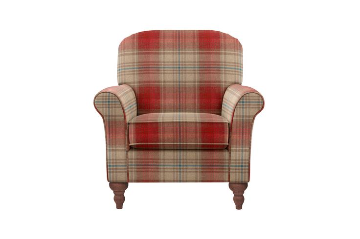 Next Wallace Chair in Sterling Check