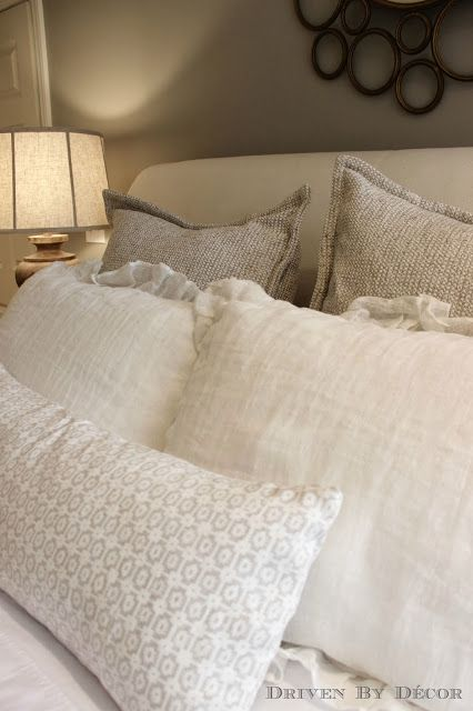 One Room Challenge Master Bedroom Reveal!  Driven by Decor
