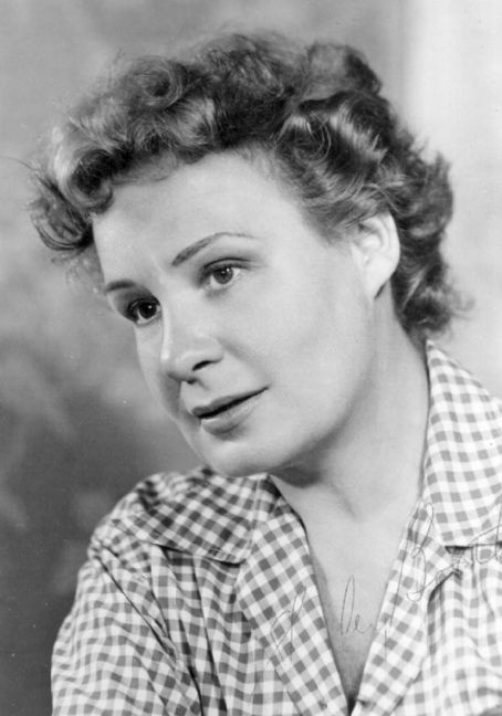 1952 - Shirley Booth in Come Back, Little Sheba as Lola Delaney (1898-1992)