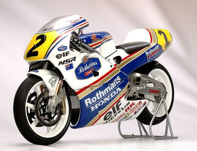 This was Mick Doohans bike? I don't know , I'm too young to remember Mick Doohan