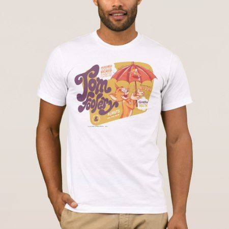 Tom and Jerry Tom Foolery T-Shirt - click to get yours right now!