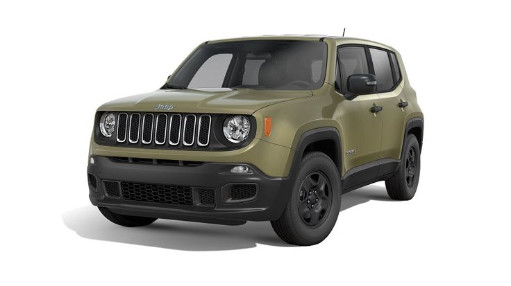 Novo Jeep Renegade 1.8 Flex MT5 2016.