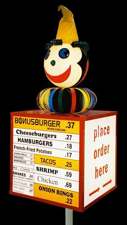 Clown Jack Speaker Box