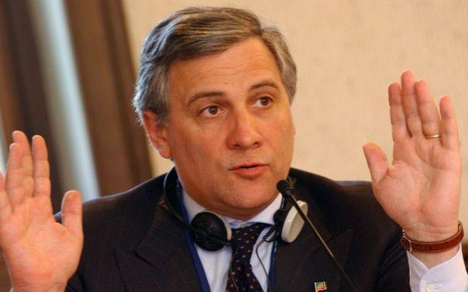Νέος πρόεδρος της ευρωβουλής ο Αντόνιο Ταγιάνι www.sta.cr/2FSE4