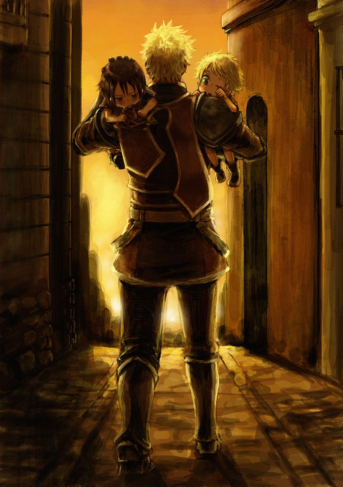 Tales of Vesperia   Yuri & Flynn
