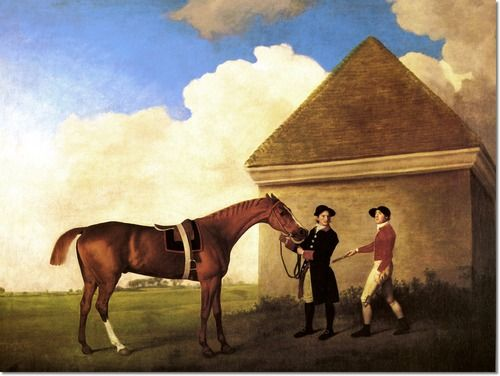 1000+ Images About George Stubbs On Pinterest