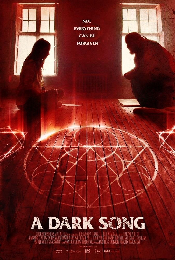 A DARK SONG 10/08/17 loved it. except the ending. sound engineering was fantastic