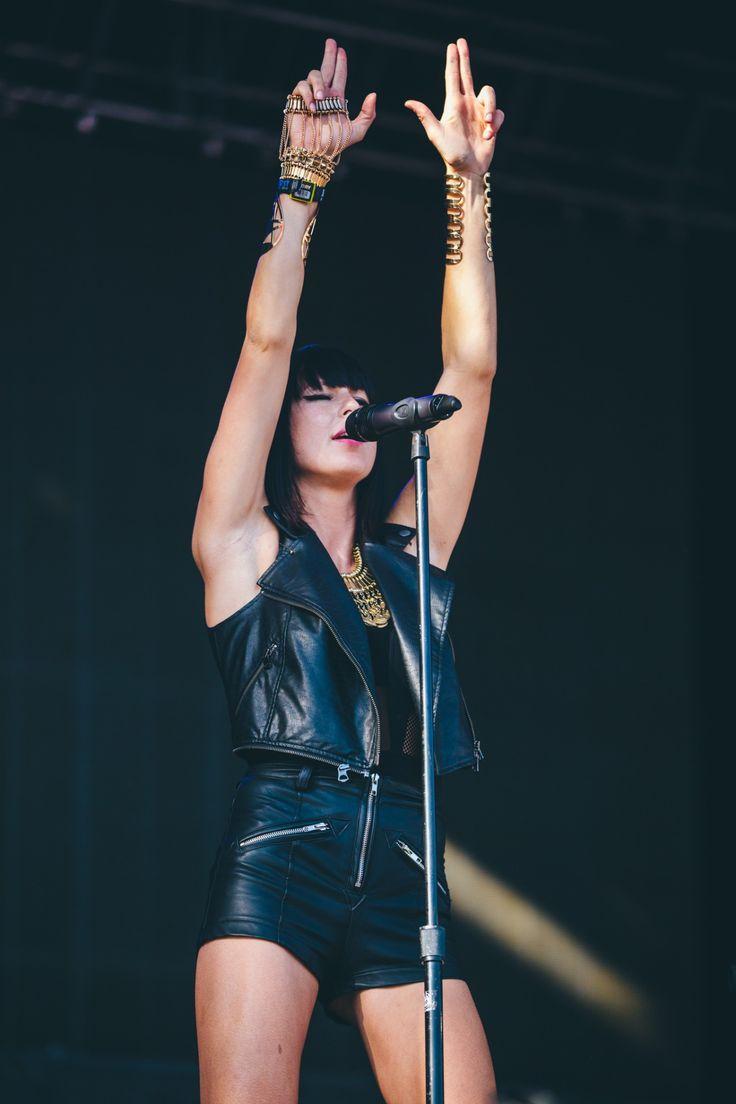 texag713:  Phantogram @ Austin City Limits Music Festival, Austin TX, October 2014