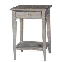 FLORENCE Bedside Table Oak | Bedsides & Side Tables | Home