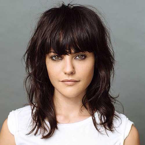 Outstanding 1000 Ideas About Women Haircuts Long On Pinterest Woman Haircut Short Hairstyles Gunalazisus