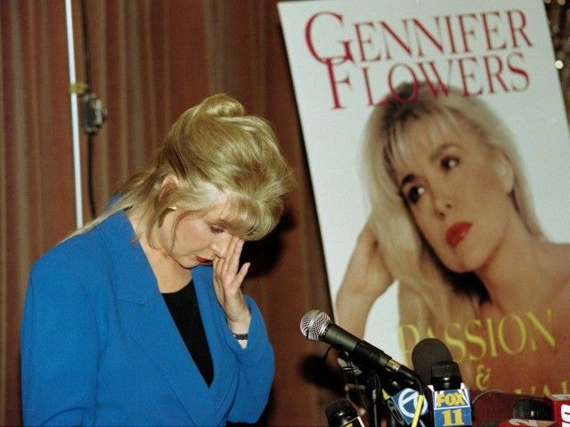 In a rare exclusive interview, Gennifer Flowers, who says she had a 12-year affair with Bill Clinton, opened up about what she described as the experience of having an abortion after she says she found out she was pregnant with Clinton's child.