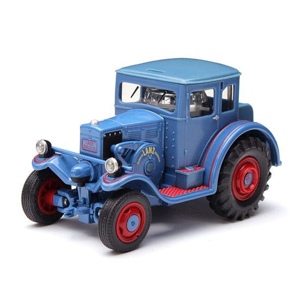 DasMikro 1/32 Lanz Eil-Bulldog RC Tractor For DIY RC Car