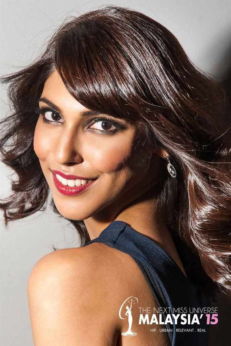 #MeeraManiar - Meera Maniar Contestnat Miss Universe Malaysia 2015 Photo Gallery
