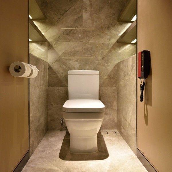 Cuarto de baño hotel W Beijing Chang'an - Banium