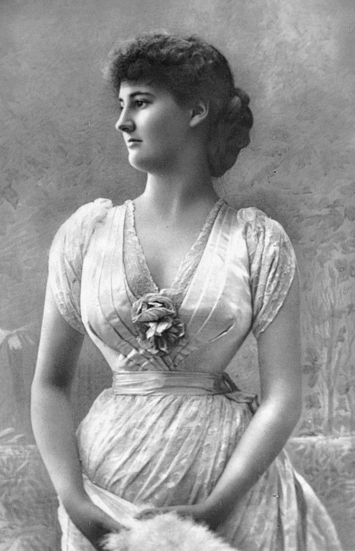 Hermione Duchess Of Leinster
