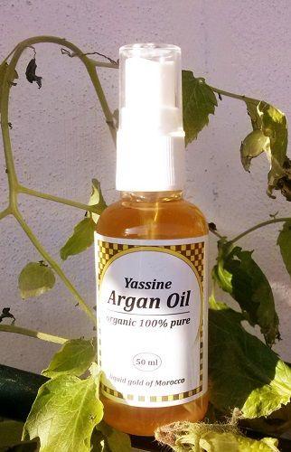 Arganový olej nejen proti vráskám
