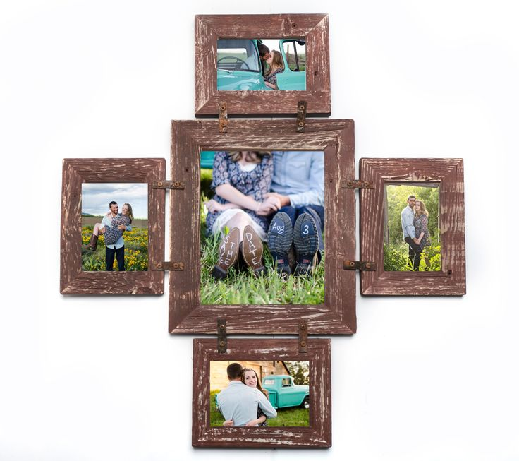 1000 ideas about collage frames on pinterest collage for Unique wall frames