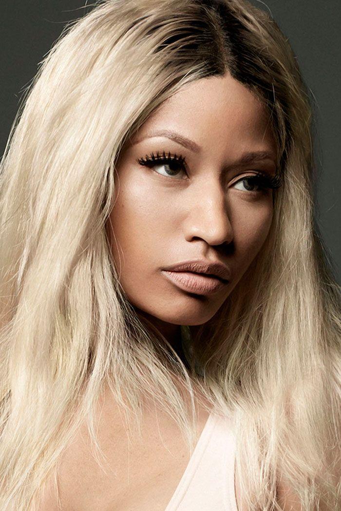 Nicki Minaj Blonde And Black Hair Hair Colors Nicki