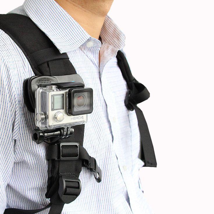 TELESIN GoPro Quik Release 360 Rotary Backpack Clip Clamp for GoPro Hero 5, Hero 4 3 2 1