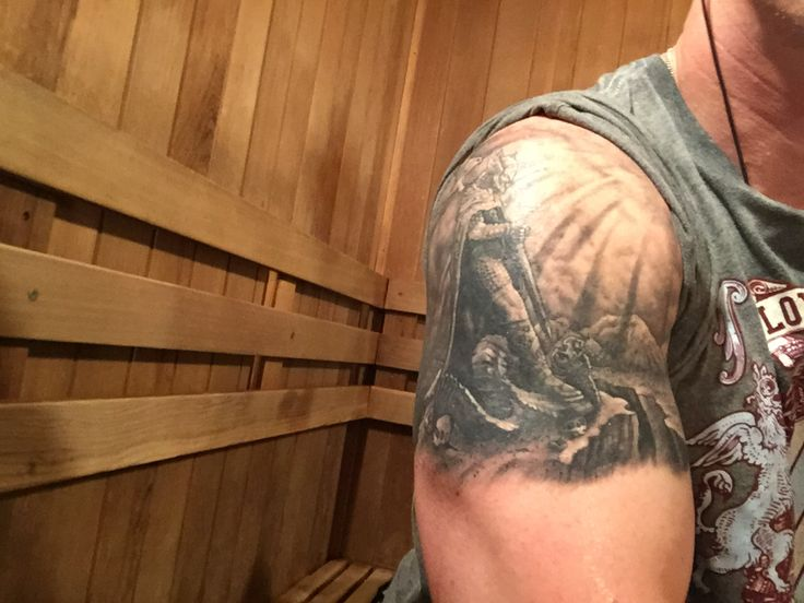 Half Sleeve Tattoos For Father And Son For Males ...