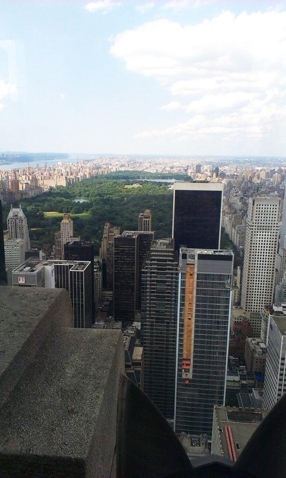 Rockerfeller Centre + New York