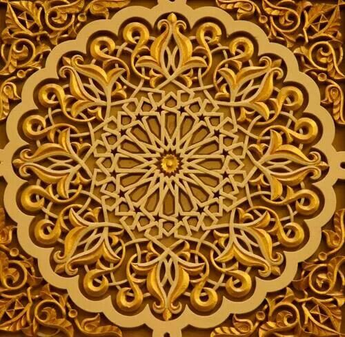 Beautiful Islamic Art Arabesque Pinterest Islamic