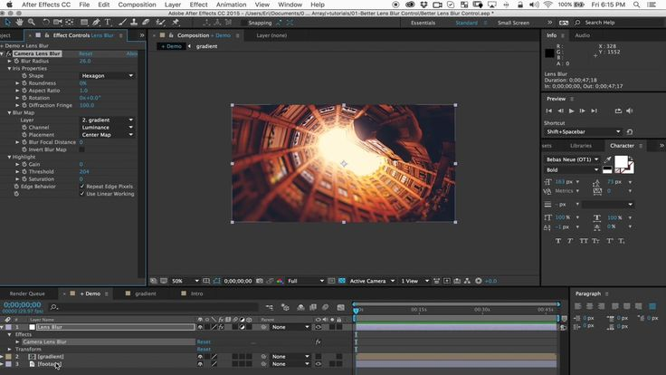 how to get smooth motion with camera after effects