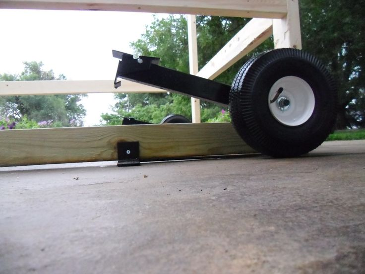 Two Wheel Dolly >> Egg Cart'n Wheel Kit $295 The kit includes four wheels, two rear lift units, and a dolly to help ...
