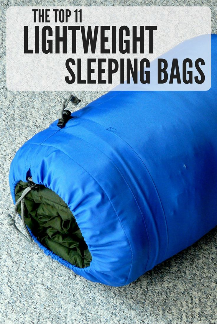 Check out the Ultimate Buyer's Guide: Top 11 Best Lightweight Sleeping Bags for Camping and Backpacking. Compare reviews, features and prices, and find the one that best fits your needs.