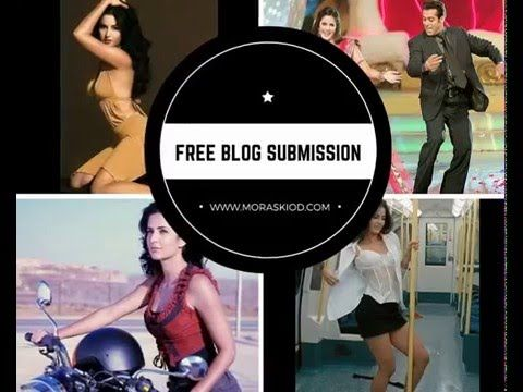 Free Blog Submission website
