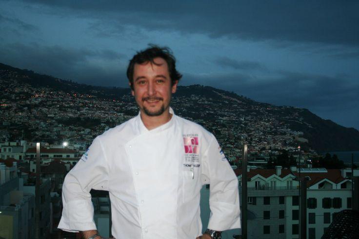Chef Thomas Faudry