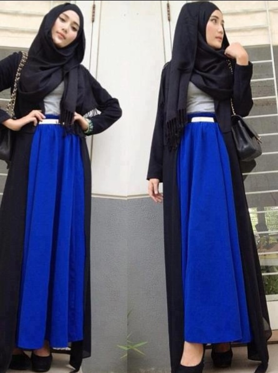Stylish! #hijab