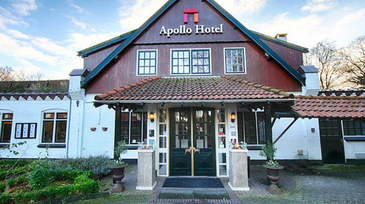 Apollo Hotel Veluwe De Beyaerd  De ruime kamers zijn toegankelijk via de overdekte paden in de hoteltuin. De kamers zijn voorzien van een koffiezetapparaat en een eigen badkamer. Er wordt een uitgebreid ontbijt geserveerd en u kunt in de bar genieten van een drankje.