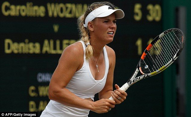 Caroline Wozniacki believes Wimbledon's dress code allows players to be creative and respectful
