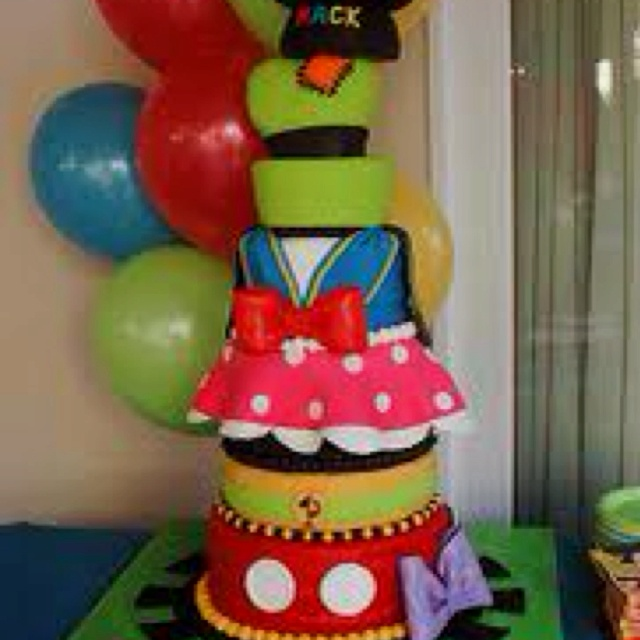 9 best Birthday stuff for the kid images on Pinterest Mickey