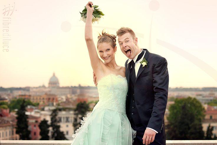 Vip wedding: Ivan Zaytsev and Ashling Sirlocchi getting married in Rome, Pincio #rome #volley #zaytsev http://fibrediluce.blogspot.it/2013/05/sneak-peek-video-ashling-e-ivan-18.html