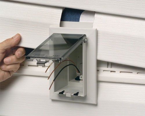 1000 Ideas About Recessed Outlets On Pinterest The Wall