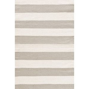 Jules Indoor/Outdoor Rug in Ivory & Taupe