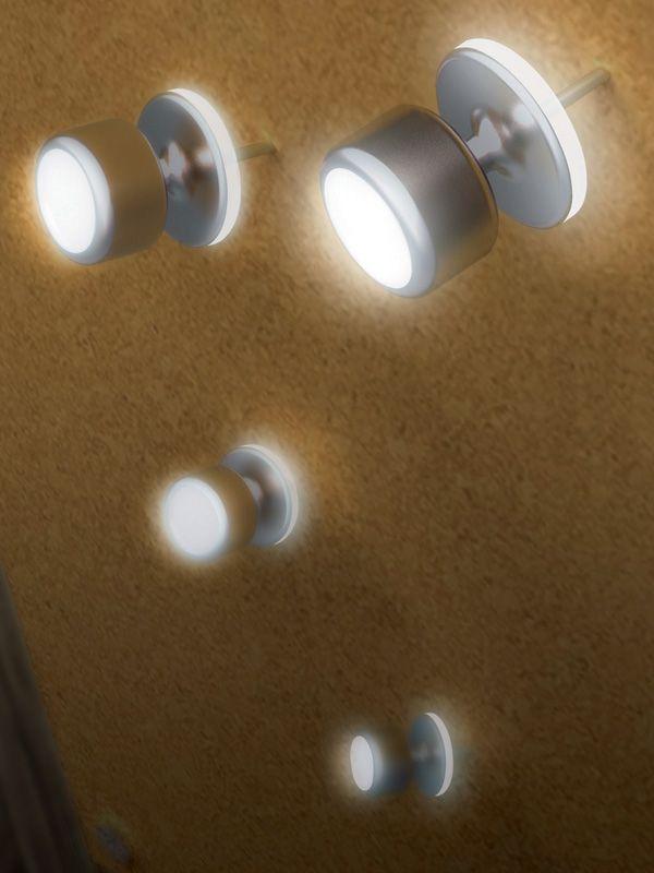 Illuminating Memory Pins
