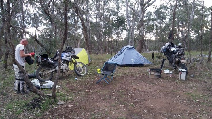 168 Best Motorcycle Camping Images On Pinterest